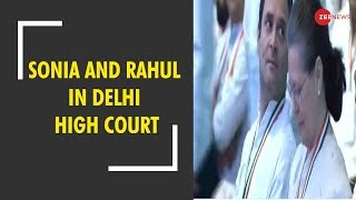Morning Breaking: Delhi high court to hear pleas of Sonia, Rahul Gandhi in Young Indian case today - ZEENEWS