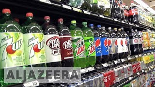 Chicago latest US city to fizzle out soft drink tax - ALJAZEERAENGLISH