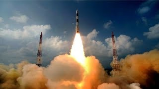 ISRO conducted full commercial launch of two UK satellite - TIMESOFINDIACHANNEL