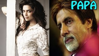 Deepika Padukone's sweet gesture towards Amitabh Bachchan | Bollywood News