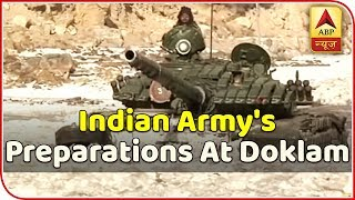 Know Indian Army's preparations at Doklam | Master Stroke - ABPNEWSTV