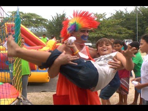 TV Costa Norte - Fundo Social de Bertioga realiza Festa pelo Dia das Crianças