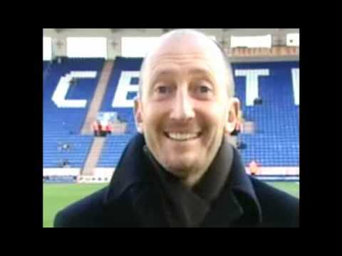 Happy Birthday Ian Holloway. The Palace Boss At His Best