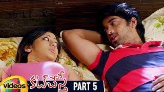 Cut Chesthe Telugu Horror Movie HD | Sanjay | Tanishka | Telugu Horror Movies | Part 5 |Mango Videos - MANGOVIDEOS