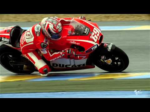 Le Mans - Ducati in Action