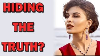 Jacqueline Fernandez lying to Camera - EXCLUSIVE!