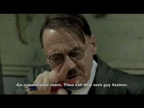 Hitler Rant - Hitler Can't Watch The Super Bowl (Uncensored)