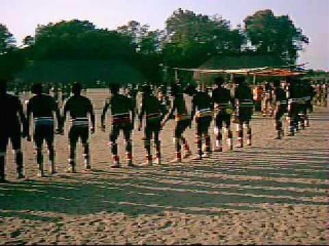 Indios -Tribo kamaiura - Xingu-MT- Festa kuarup