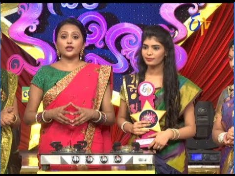 Star Mahila | 7th June 2017 | Full Episode | ETV Telugu | cinevedika.com