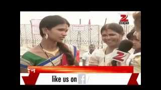 Last day of Chhath puja celebrations - ZEENEWS