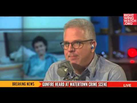 Glenn Beck Gives Obama Till Monday to Admit Boston Bombing was an Inside Job