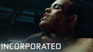 INCORPORATED | Season 1, Episode 8: 'Go to Sleep' | Syfy - SYFY