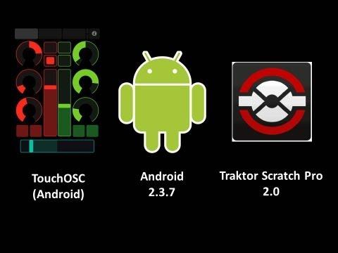 Скачать Touchosc Android