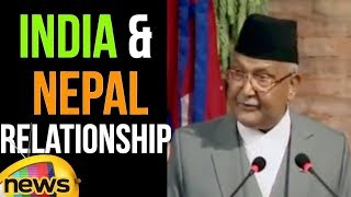 Statement by PM Oli of Nepal at joint Press Meet with PM Modi | Mango News - MANGONEWS