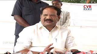 AP TDP Minister Nakka Ananda Babu Challenge to KCR | CVR News - CVRNEWSOFFICIAL