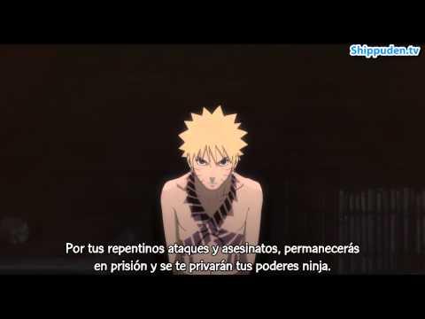 Trailer de Naruto Shippuden Película 5: La Prisión de Sangre (Sub. Español)