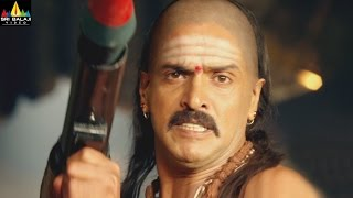 Brahmana Action Trailer | Upendra, Saloni, Ragini Dwivedi | Sri Balaji Video - SRIBALAJIMOVIES