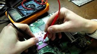 Ремонт ноутбука Toshiba Satellite L300