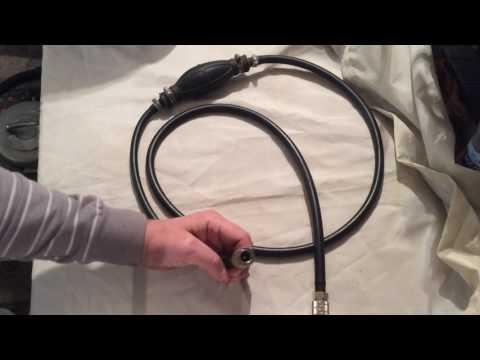 шланг для лодочного мотора сузуки