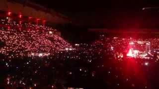 فيديو| 27 ألف ألماني ينشدون ترانيم الكريسماس داخل ملعب فوريستيري