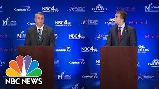 Confederate Monuments Become Flashpoint At Virginia Governor Debate | Meet The Press | NBC News - NBCNEWS