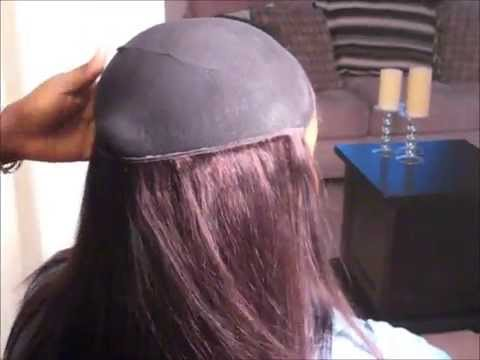 Tutorial: How To Do A Quick Weave With An Invisible Part
