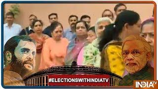 J&K Kathua Polling Update: BJP के बागी नेता जीतेन्द्र सिंह क्या दोहरा पाएंगे अपनी जीत ? - INDIATV