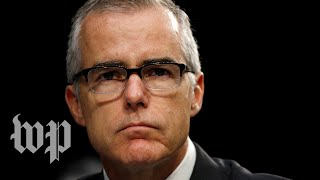 Opinion | The Justice Department is the real casualty of the McCabe firing - WASHINGTONPOST