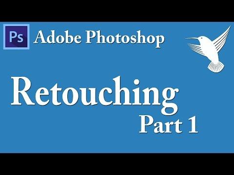 Creative Class on Photoshop Retouching [Part 1]