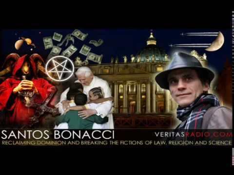 Santos Bonacci Interview on Veritas Radio part 1 of 6