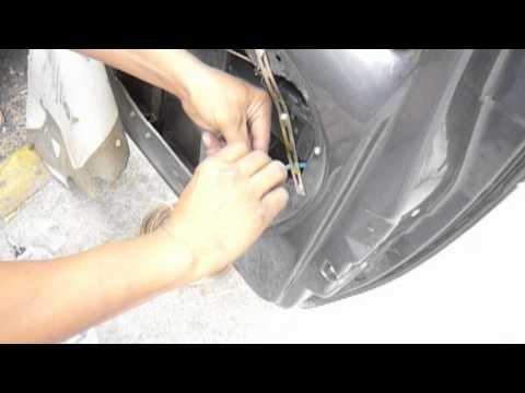 instalacion de alarma y seguros electricos en ford ka