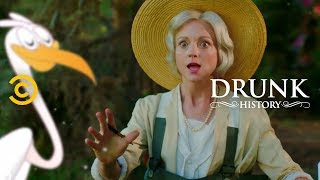 Marjory Stoneman Douglas Fought for the Everglades (feat. Jayma Mays) - Drunk History - COMEDYCENTRAL