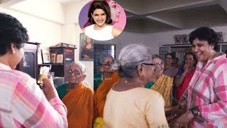 Women at old age home get emotional after watching Samantha's Oh Baby || Nandini Reddy - IGTELUGU