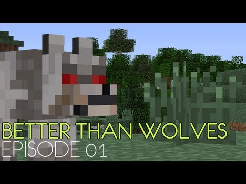Poet Builds Better Than Wolves - Episode 1 - Mostly Death So Far