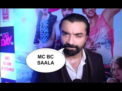 Ek Number Ajaz Khan's NEW ANGRY MESSAGE | VIRAL VIDEO