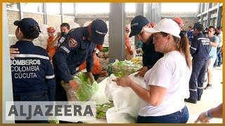 🇻🇪 Venezuela crisis: aid still blocked in high-stakes power struggle | Al Jazeera English - ALJAZEERAENGLISH