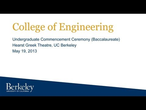 College of Engineering Baccalaureate Commencement Ceremony