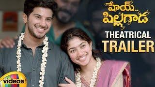 Hey Pillagada Theatrical Trailer | Dulquer Salmaan | Sai Pallavi | Gopi Sundar | Mango Videos - MANGOVIDEOS