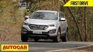 Hyundai Santa Fe | Comprehensive First Drive Review