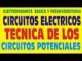 CIRCUITOS ELECTRICOS TECNICA DE LOS CIRCUITOS POTENCIALES