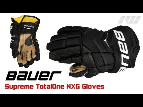 Bauer Supreme TotalONE NXG Glove Review