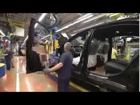 صناعة  سيارة المرسيدس 2014 ابداع بلا حدود