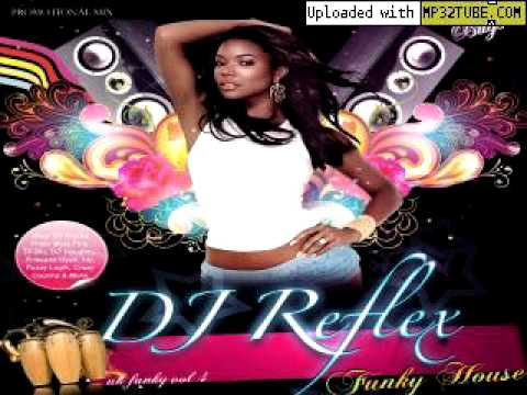 DJ Reflex Funky Vol 4 - 15. Crazy Cousinz Ft. MC Versatile - Searching For You