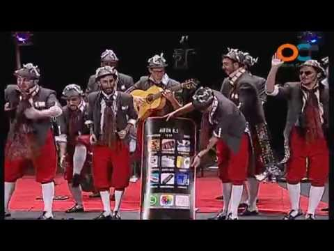 Sesión de Preliminares, la agrupación La ópera prima actúa hoy en la modalidad de Comparsas.