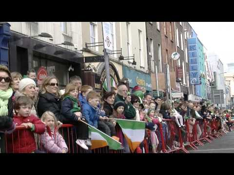 St. Patricks Day 2013 Limerick Highlights