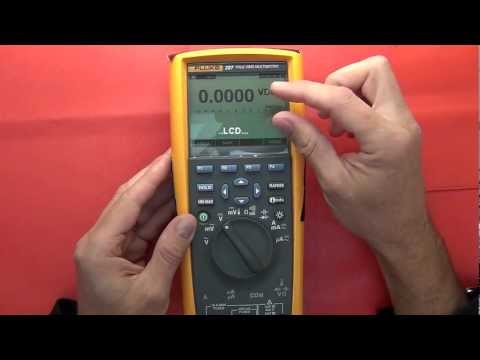 Multimeter Review / buyers guide: Fluke 287 / 289
