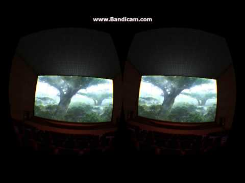 Oculus Rift:  10 Minutes of Avatar in VR Cinema3D