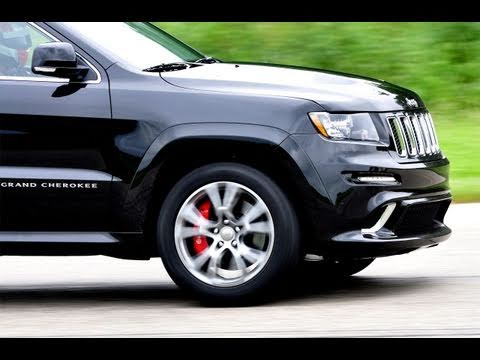 2012 Jeep Grand Cherokee SRT8 Design Analysis with designer Ralph Gilles