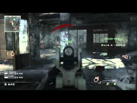 Call of Duty MW3 Survival Mode Trailer-Inception