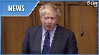 Boris probes May's Brexit Plan B - THESUNNEWSPAPER